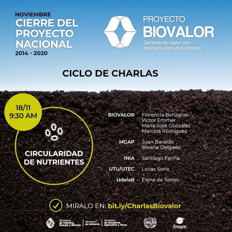 Circularidad de nutrientes de tambos (folleto)